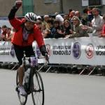 Победительница среди женщин - Магда Десанжен