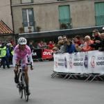 Карина Сайсет заняла 2 место среди женщин и 65 в абсолюте