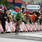 Марк Кавендиш - лучший мировой спринтер