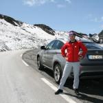 Перевал Col de Agnel, 2744 м - высшая точка Тур де Франса