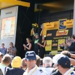 Победитель этапа Эдвальд Хаген