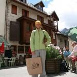 Наш отель в Серр-Шевалье