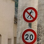 На лыжах ходить запрещено, а мы и не ходим