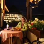 Последняя ночь нашего отпуска - Германия, Шварцвальд